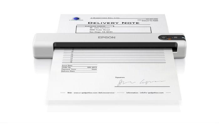 Epson WorkForce DS-70 Scanner