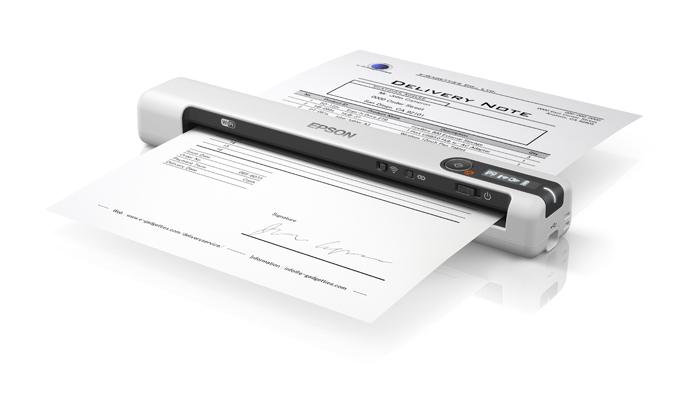 Epson WorkForce DS-80W