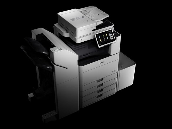 canon multifunction printer managed print services dublin