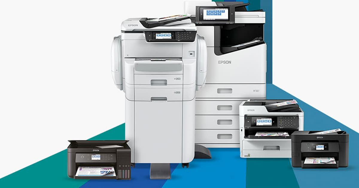 Epson solutions for business printing